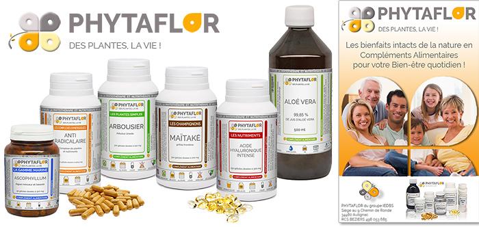Phytaflor, une gamme complète.