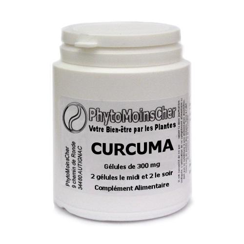 CURCUMA PhytoMoinsCher