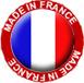 Une Fabrication Française.