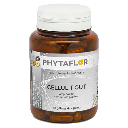 Complexe Cellulit'out Phytaflor 425 mg