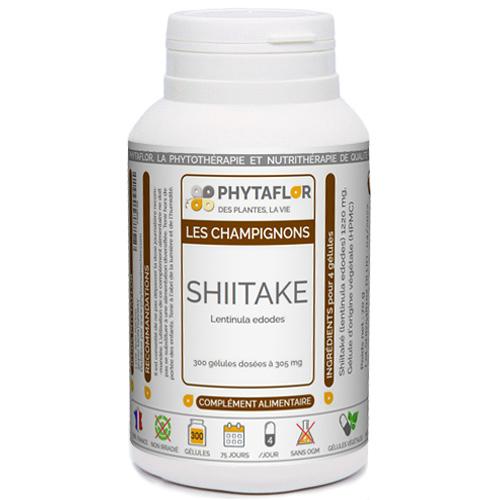 Shiitaké Phytaflor