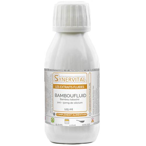 Bamboufluid Phytaflor Silicium
