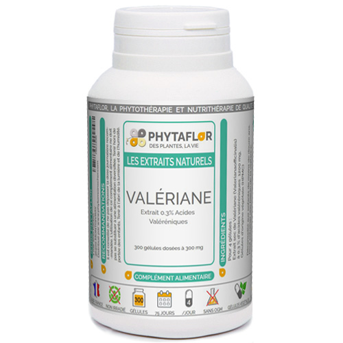 Valériane Extrait naturel Phytaflor