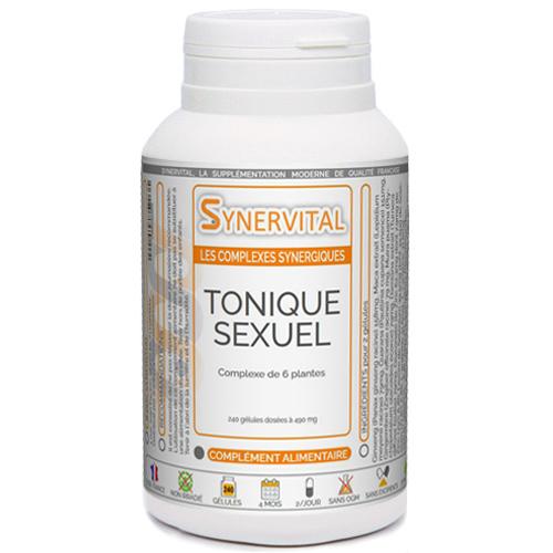 Tonique Sexuel Phytaflor 407 mg