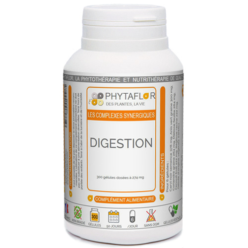 Digestion Phytaflor