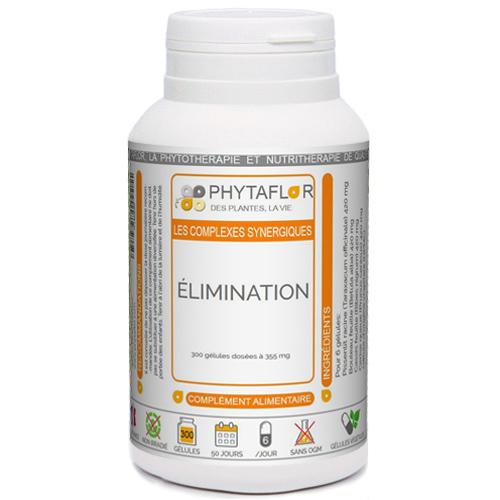 Élimination Phytaflor