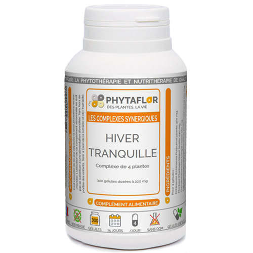 Hiver Tranquille Phytaflor
