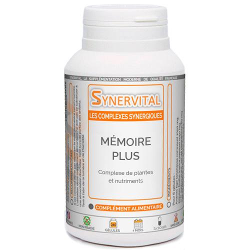 Mémoire Plus Phytaflor