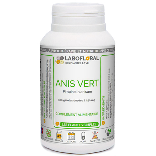 Anis Vert graine Phytaflor