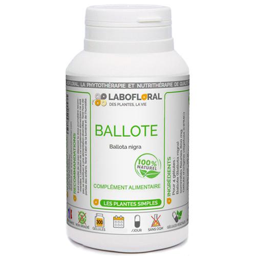 BALLOTE ou MARRUBE NOIR Phytaflor