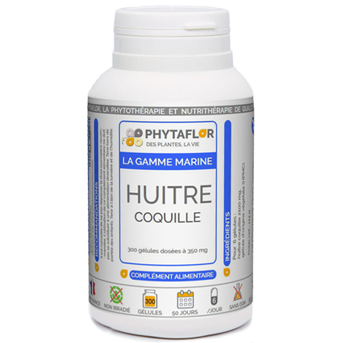 HUITRE coquille Phytaflor