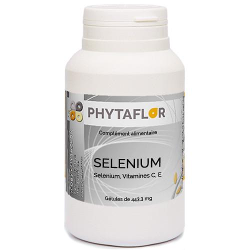 SÉLÉNIUM Phytaflor