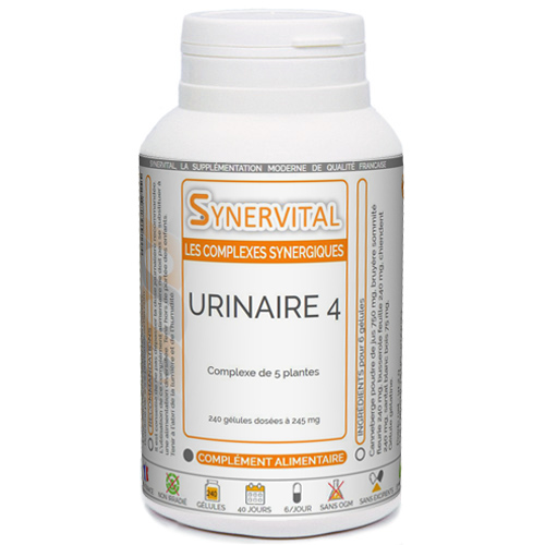 Urinaire 4 Phytaflor