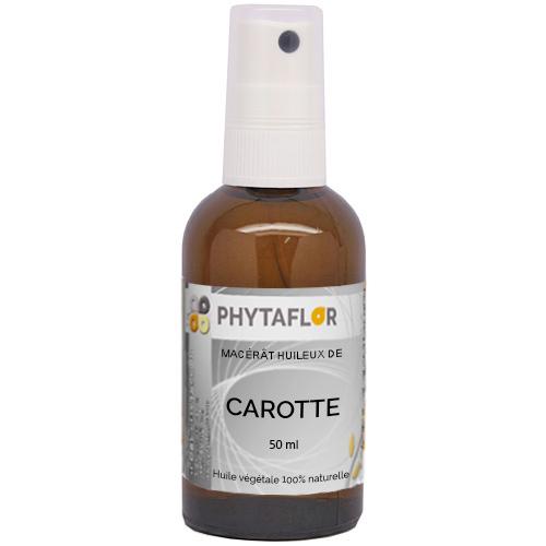 CAROTTE Huile Végétale Santaflor