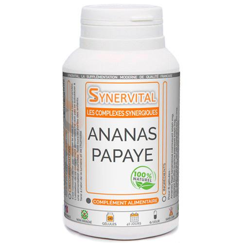 Ananas - Papaye Phytaflor