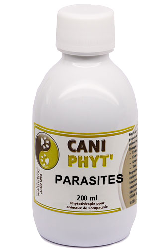 Parasites CANI PHYT