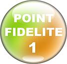 Points Fidélité attribués et Valeur Points Fidélité.