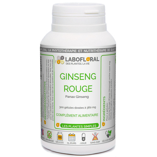 Ginseng Rouge Labofloral