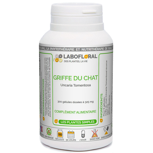 Griffe du Chat  Labofloral
