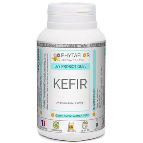 KEFIR Phytaflor 357 mg.