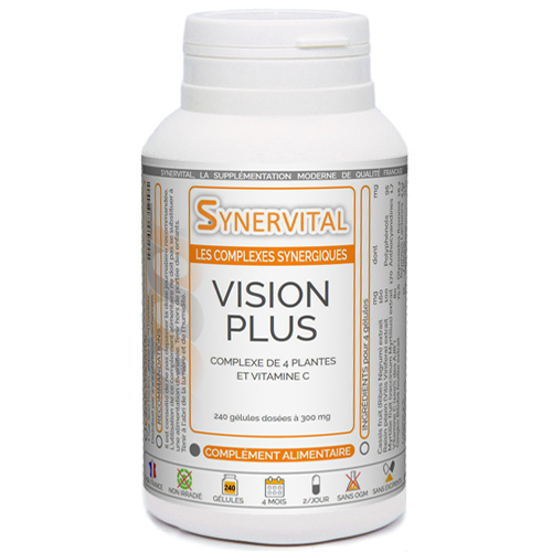 Vision Plus Synervital