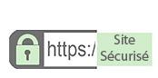 site sécurisé