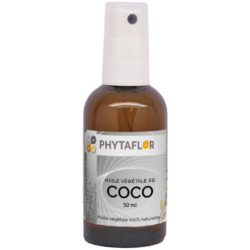 Coco Huile Végétale Santaflor