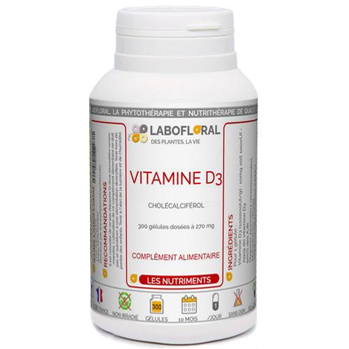 Vitamine D3 Phytaflor.