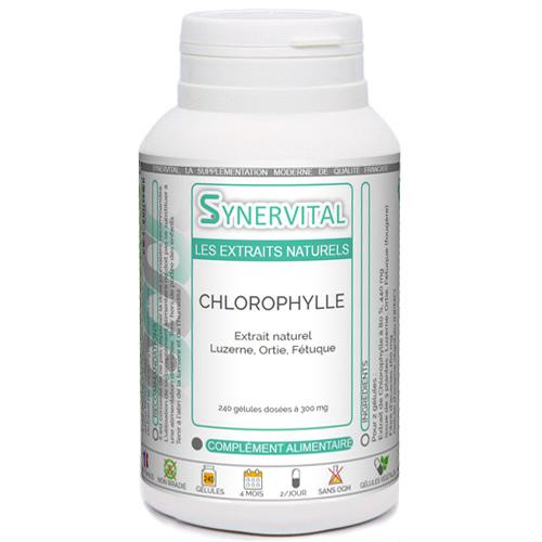 Chlorophylle extrait à 80 % Phytaflor