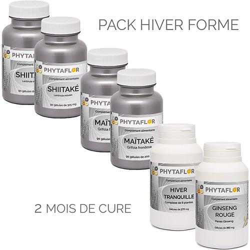 PACK HIVER FORME Phytaflor