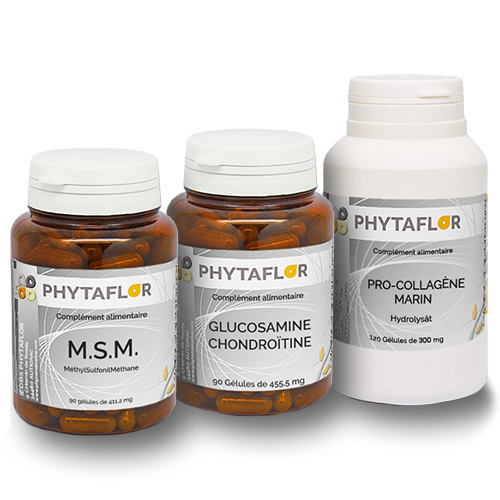 Pack Douleurs Articulaires Phytaflor