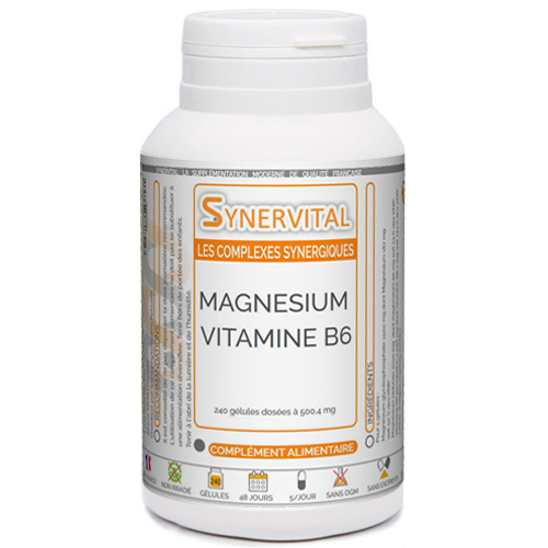 Magnesium B6 Phytaflor