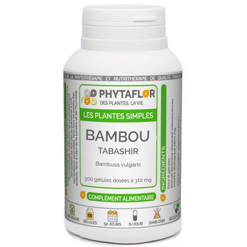 Bambou tabashir Phytaflor