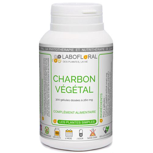 Charbon végétal activé Labofloral