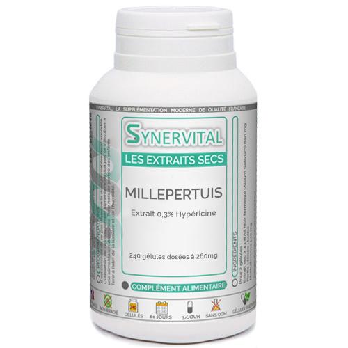 Millepertuis extrait naturel Phytaflor