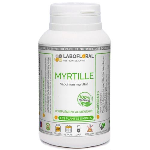Myrtille baie Phytaflor