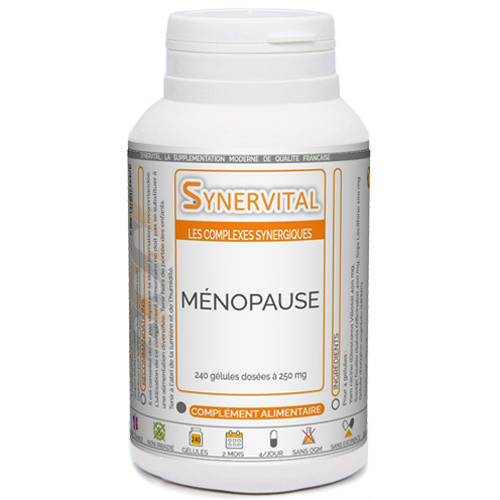 Ménopause Synervital