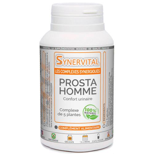 Prosta Homme confort urinaire Synervital