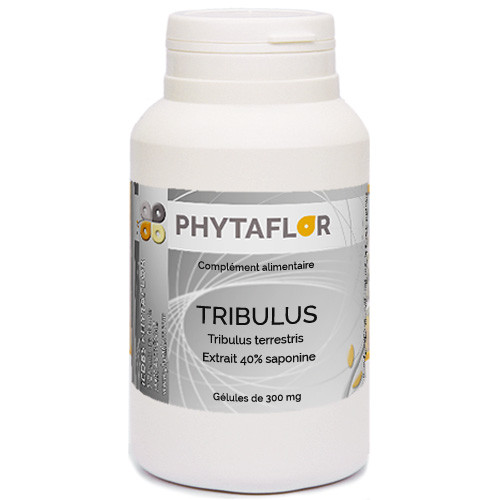Tribulus Terrestris extrait  naturel Phytaflor.