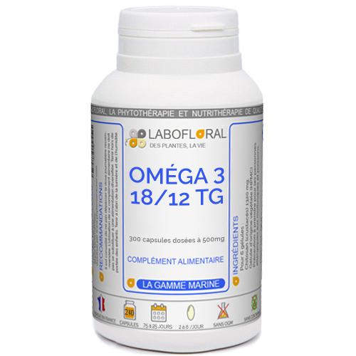 Oméga 3 18/12 TG Phytaflor