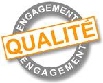 Notre Engagement Qualité.