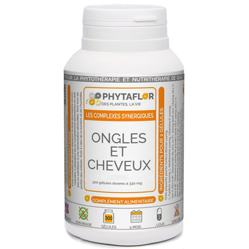 Ongles & Cheveux Phytaflor