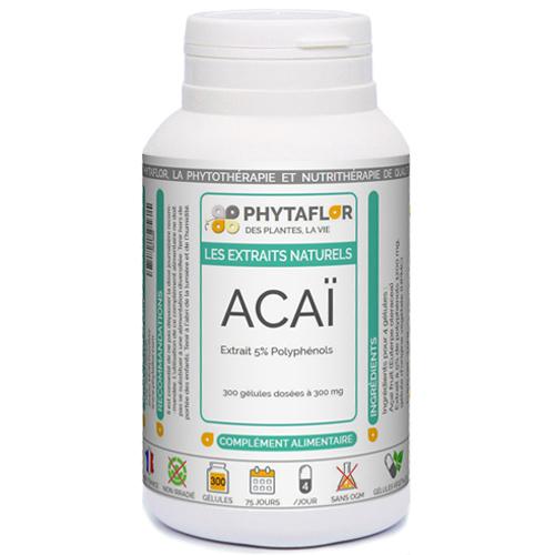 Açai Extrait naturel Phytaflor