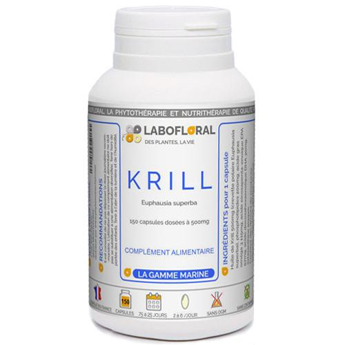 Huile de Krill pure Phytaflor