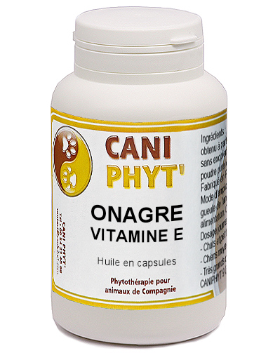 Onagre Vitamine E CANI PHYT